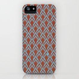 leafpttrn iPhone Case