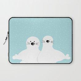 Baby seals Laptop Sleeve