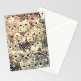 cats-143 Stationery Cards