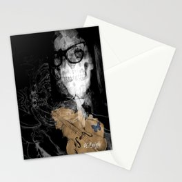 Placating My Mother Stationery Cards