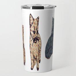 Love My Posing Cats Travel Mug