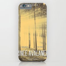Prince Avalanche - Movie Poster iPhone 6s Slim Case