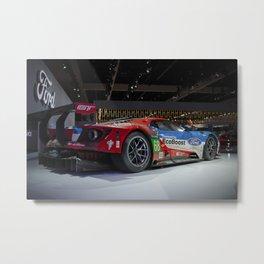 Ford GT 2017 Metal Print