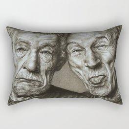 BFFs Rectangular Pillow