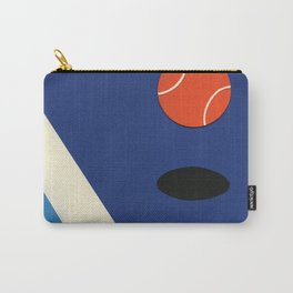 Jumping Tennis Ball Carry-All Pouch