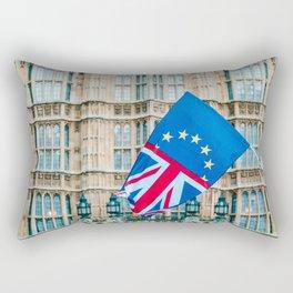 Britain in the EU Rectangular Pillow