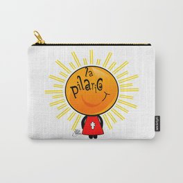 la pilarica Carry-All Pouch