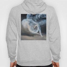 Smoky swirls Hoody