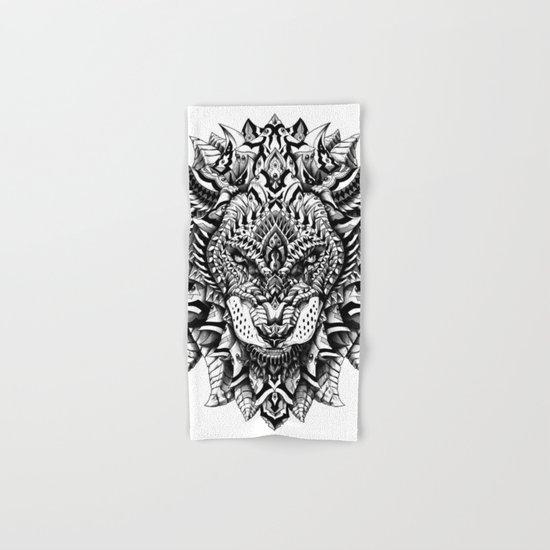 King of the Jungle Hand & Bath Towel