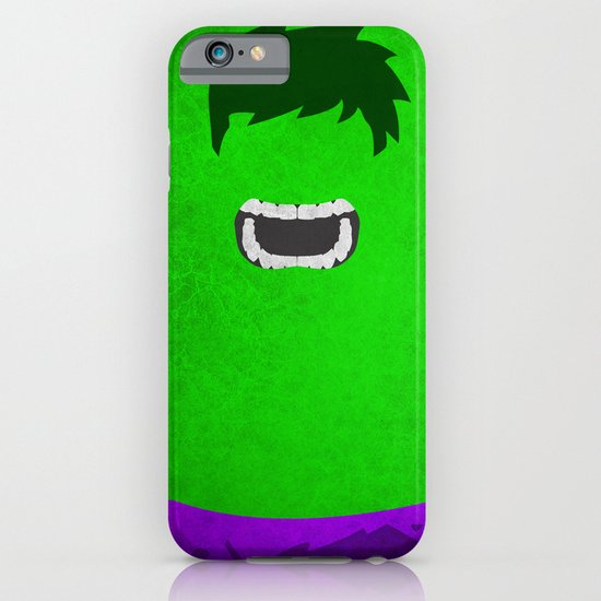 Hulk iPhone & iPod Case