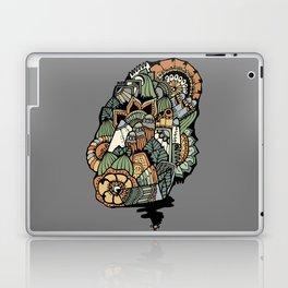 """Serie """"Puntos finales"""" 1 Laptop & iPad Skin"""