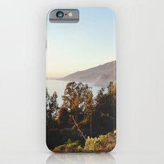 california sunset iPhone 6s Slim Case