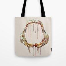Shark Bone Tote Bag