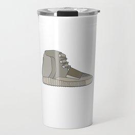Yeezys 750 - Brown White Travel Mug