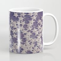 starry night Mugs featuring Starry Starry Night (1) by Karin Elizabeth