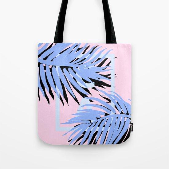 Cali blue blue Tote Bag