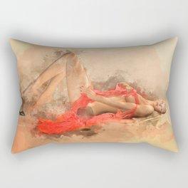 Feels Like Heaven Rectangular Pillow