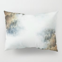 Forest Layers Pillow Sham