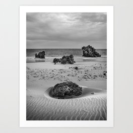 """Levante wind"" Art Print"