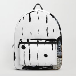 Open Mouth Backpack