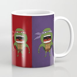 Screaming Turtles Coffee Mug