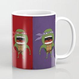 Screaming Turtles Coffee Mug