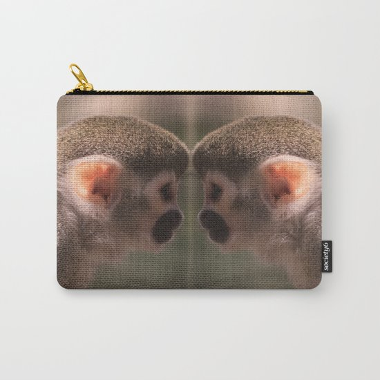 Mirror monkeys Carry-All Pouch