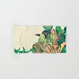 Costa Rican Foliage Hand & Bath Towel