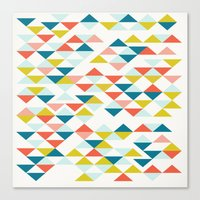 colombia Canvas Prints featuring Colombia by Menina Lisboa