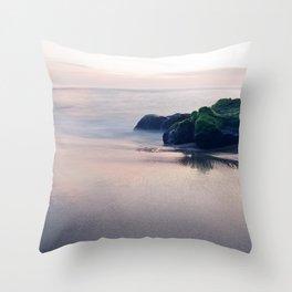 Ocean Take Me Throw Pillow