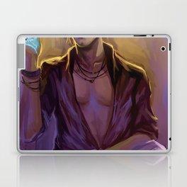 Magnus Bane Laptop & iPad Skin
