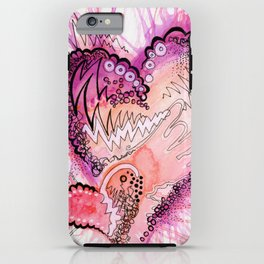 Love Letter 3 iPhone Case