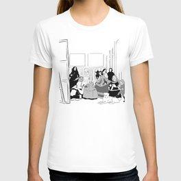 Las Meninas T-shirt