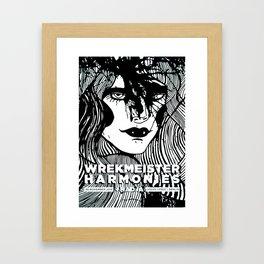 Wrekmeister Harmonies + Nadja live in Berlin Framed Art Print