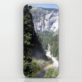 Mist Trail iPhone Skin