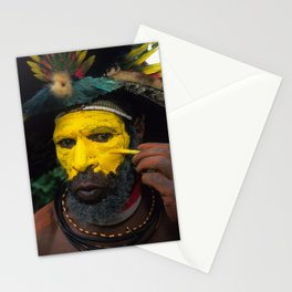 Papua New Guinea Adventure Stationery Cards
