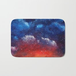 Explosions In The Sky Bath Mat