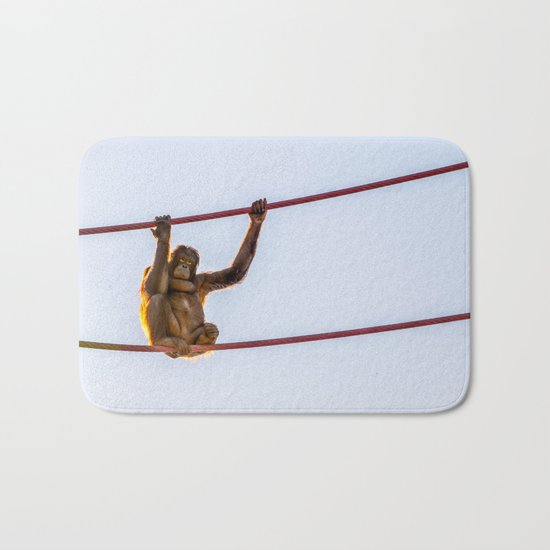 On the Wire Bath Mat