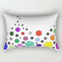 CRITICAL HIT! Rectangular Pillow