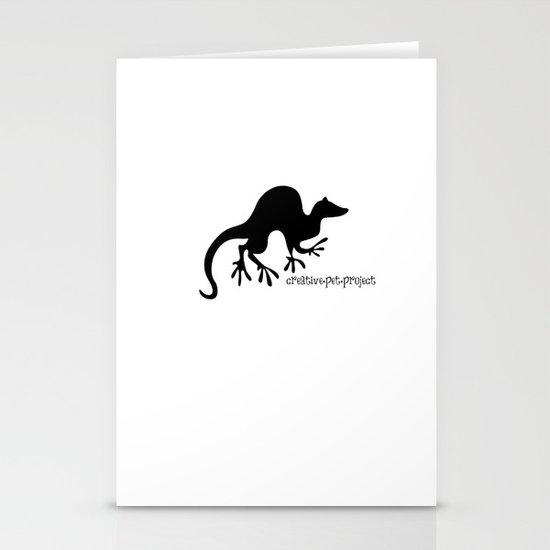 Ferret 1 Stationery Cards