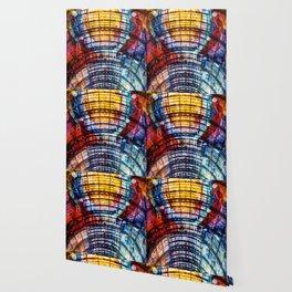 Collage Bogen color Wallpaper