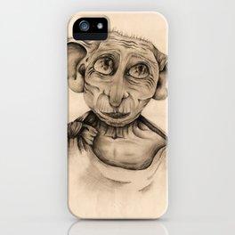 Free Elf Full Length iPhone Case