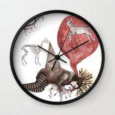 Dead Man Wall Clock