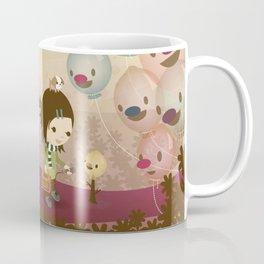 Balloon Tree Song Coffee Mug
