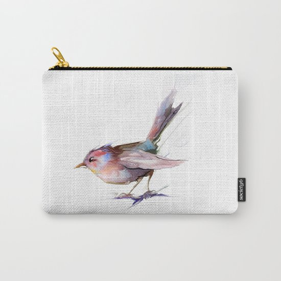 bird Carry-All Pouch