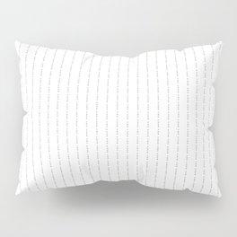 Fuck You - Pin Stripe - Conor McGregor Black Pillow Sham