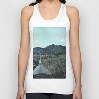 never stop exploring Tank Tops featuring Never Stop Exploring by Lindsaycarvalho