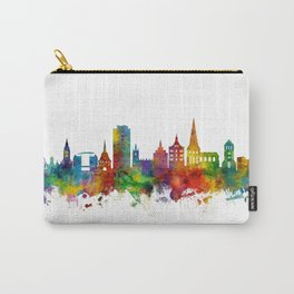 Rostock Germany Skyline Carry-All Pouch