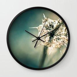 Sharp Wall Clock