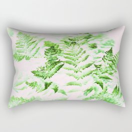 Fern Forest #society6 #decor #buyart Rectangular Pillow